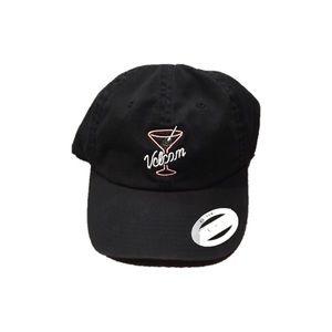 NWT Volcom Neon Night Adjustable Hat Cap